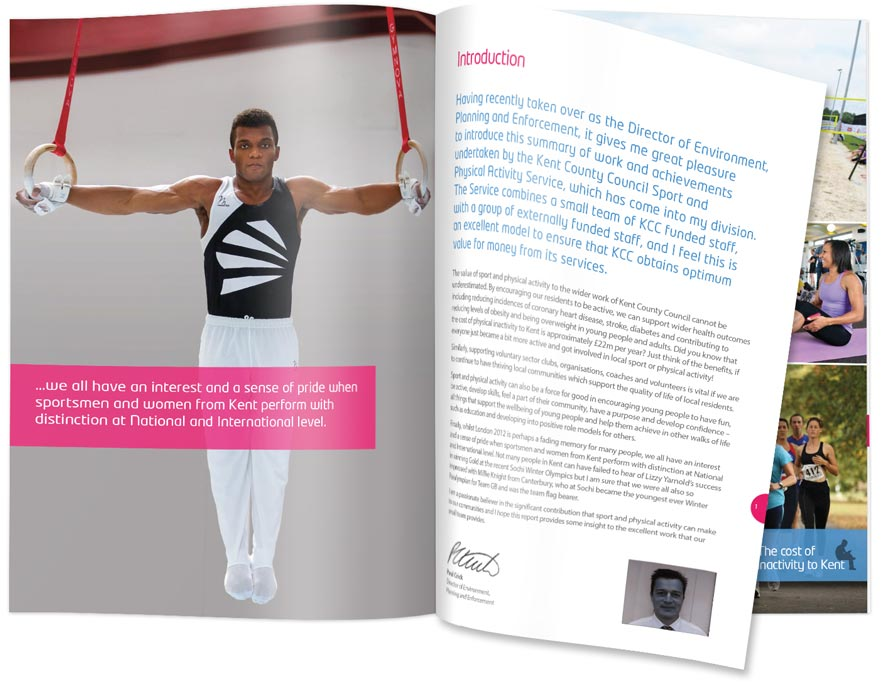 KentSport annual report
